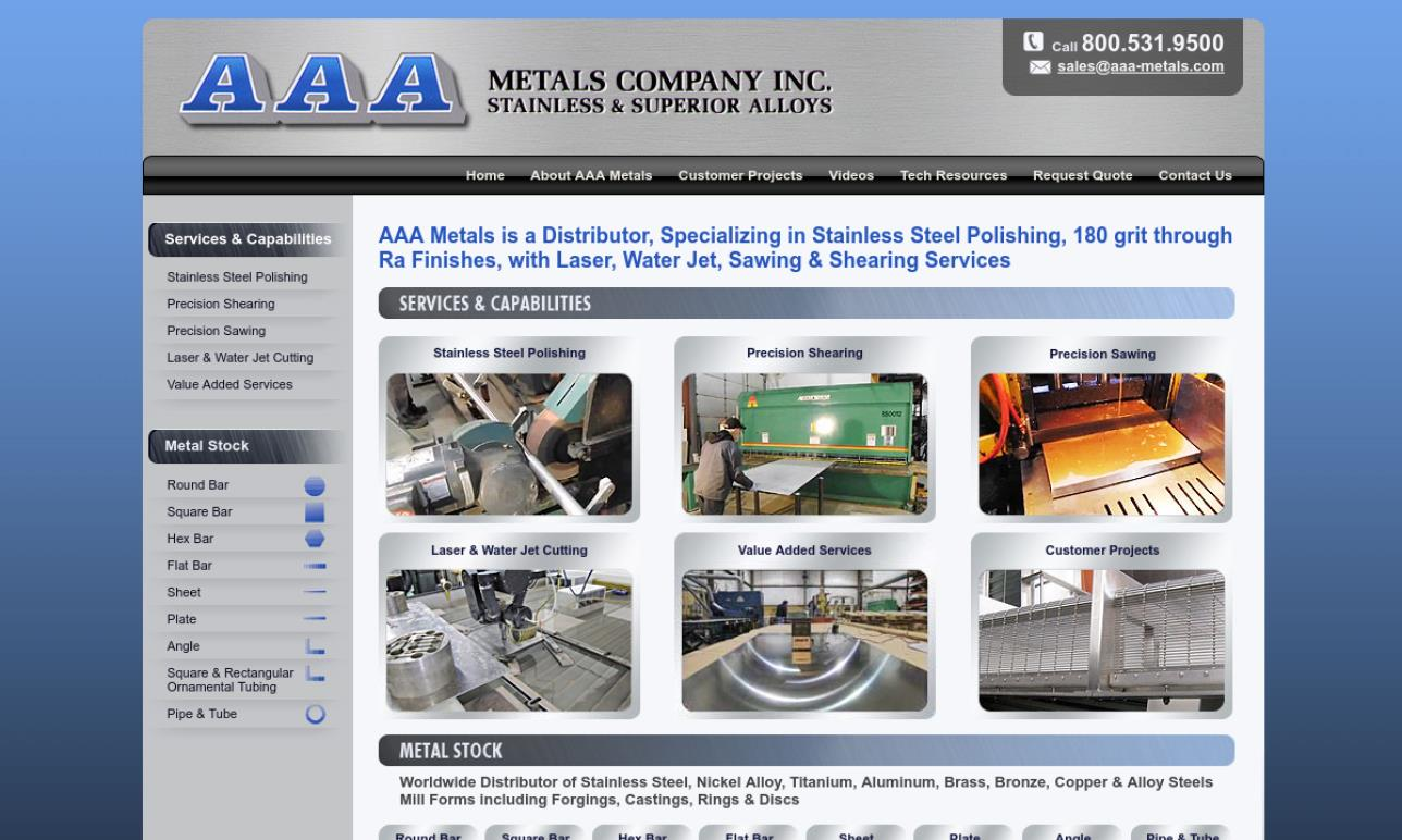 AAA Metals Company Inc.