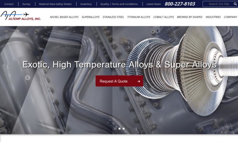 Altemp Alloys, Inc.