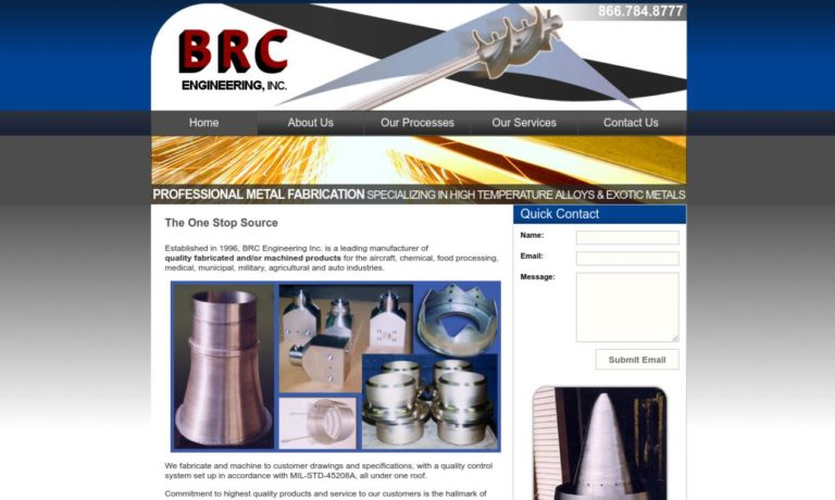 BRC Engineering Inc.