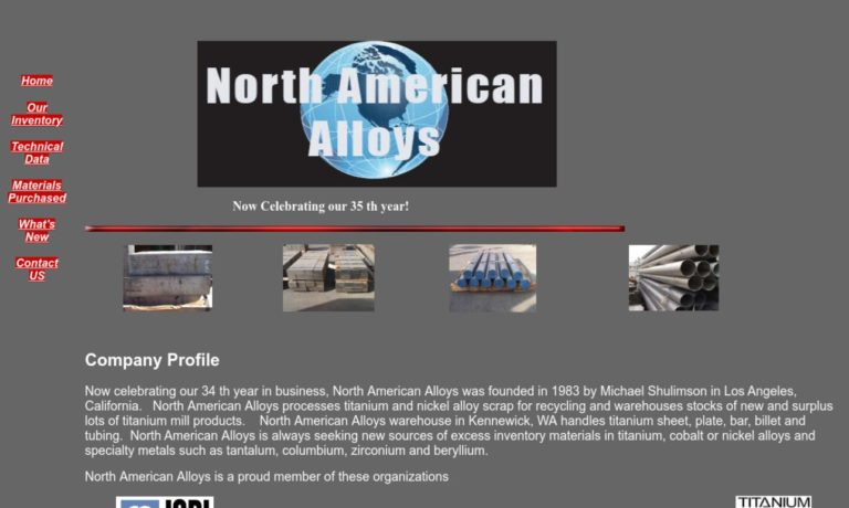 North American Alloys