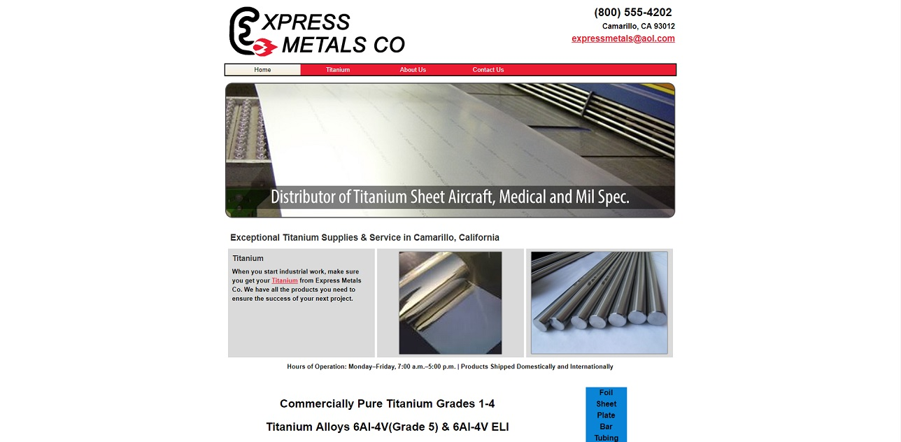 Express Metals Co.