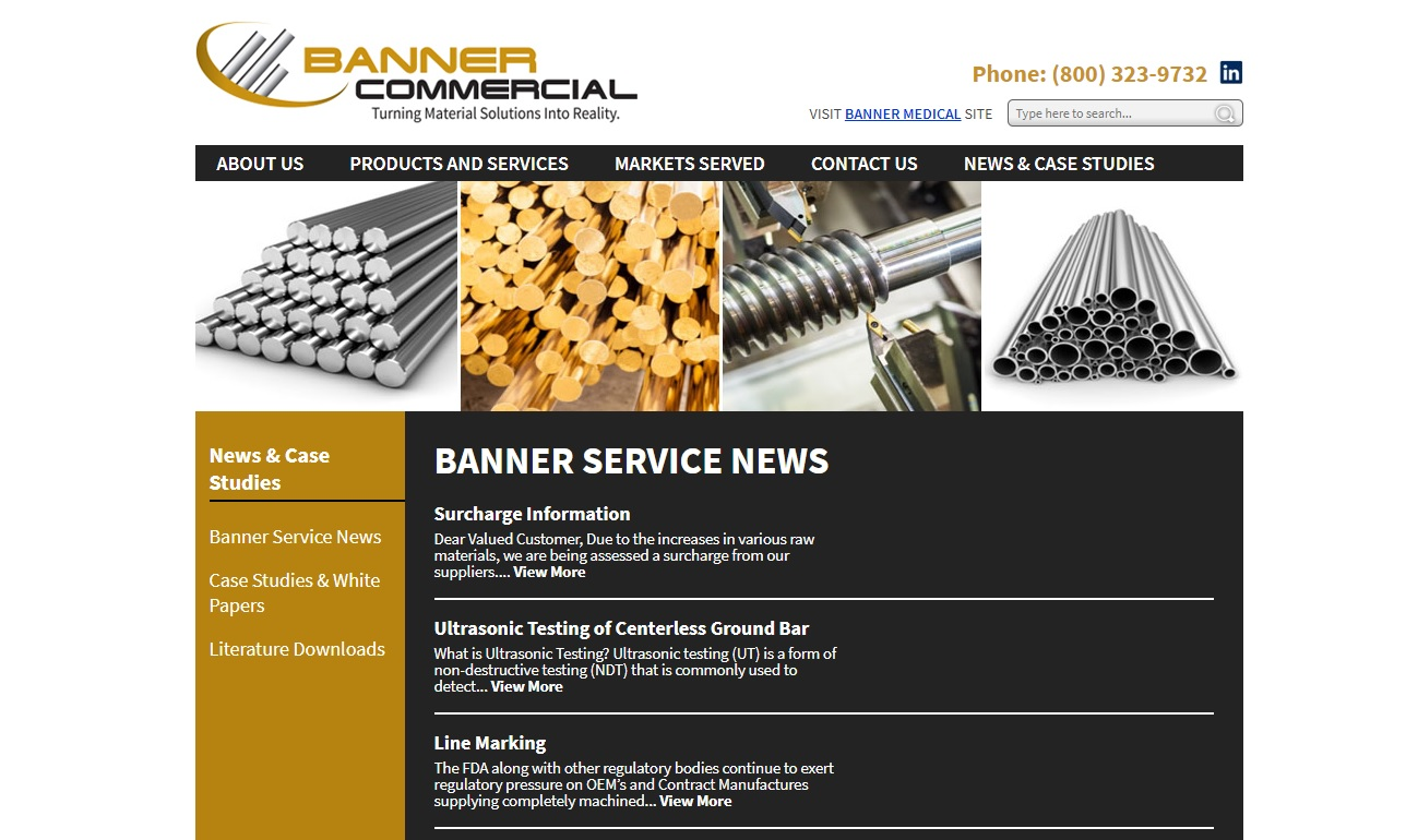 Banner Service Corporation